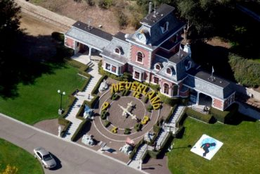 Neverland Ranch, Michael Jackson's former home, sold to Pittsburgh Penguins co-owner Ron Burkle