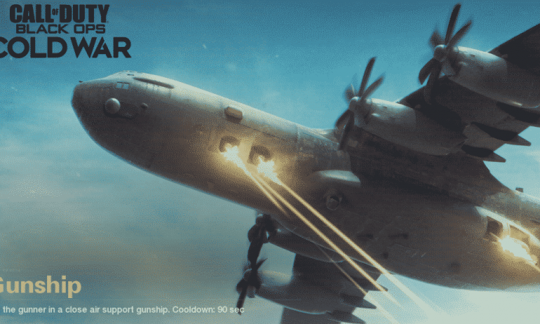The disappointing Cold War Black Ops 4 Scorestreak is back two years later