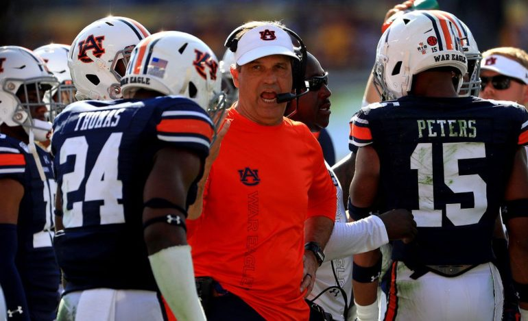 For Auburn, the Citrus is a test of new coach Brian Harsen