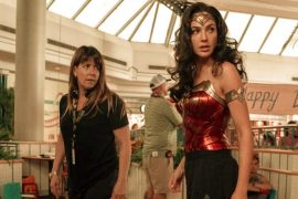 """Wonder Woman 3"" in the works with director Patty Jenkins"