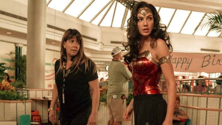 """""""Wonder Woman 3"""" in the works with director Patty Jenkins"""