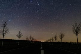 Quadruple meteor shower peaked this weekend and other celestial events in 2021