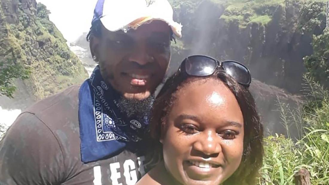 Fall of Victoria Falls on New Year's Eve: Take Back the Body