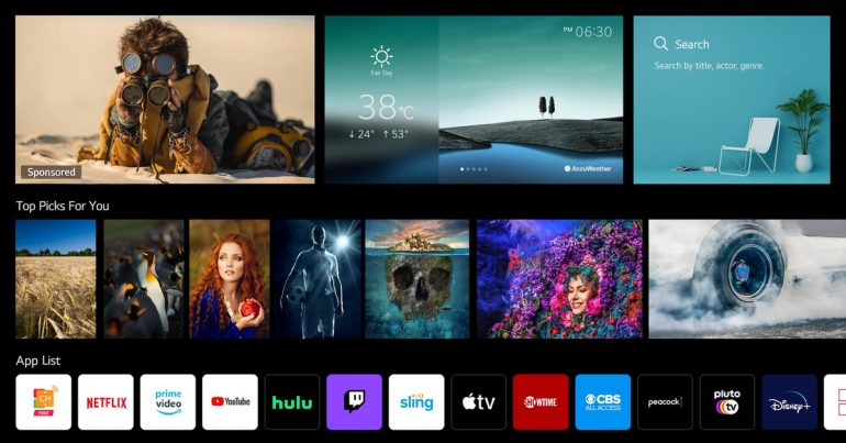 LG will fix its webOS TV software - and maybe destroy it