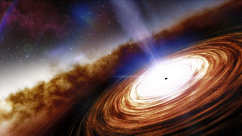 Most of the distant detected quasars shed light on how black holes grow