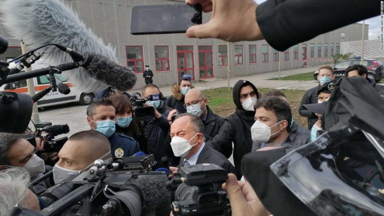 Italy targets violent clan in the largest mafia trial in decades