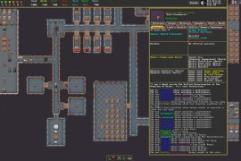 Dwarf Fortress' new UI looks so lovely that I can cry, although I still look like this