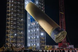 NASA Live Stream: Watch the hot test shooting of the Space Launch System
