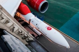 Virgin Orbit just launched a 747 rocket