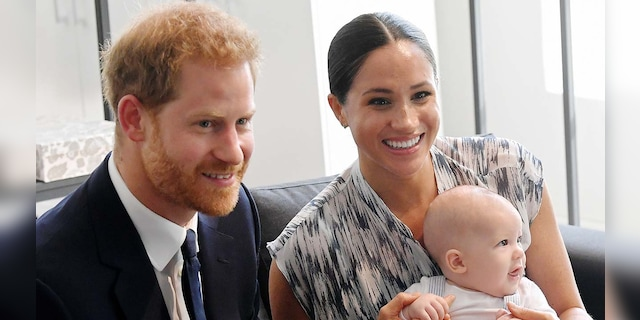 Meghan Markle now lives in California with her husband Prince Harry and their young son Archie. (Getty Images)