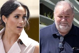 "Meghan Markle's estranged father Thomas published private messages because he felt ""slandered"" by the press: report"
