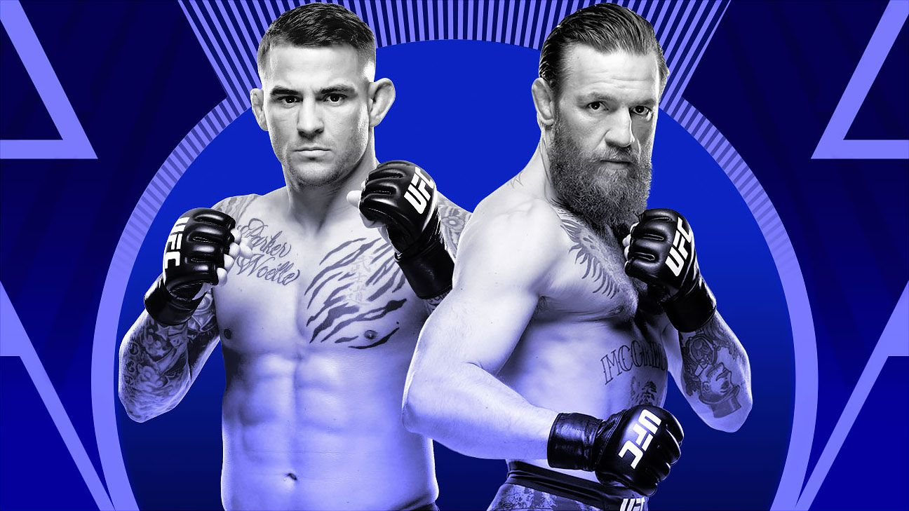 UFC 257 Viewer's Guide - Time to see how amazing Conor McGregor can be