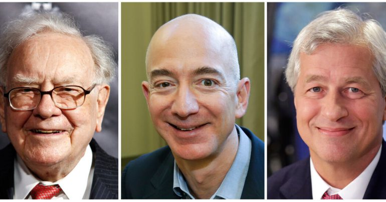 Amazon, Berkshire and JPMorgan will finalize the joint healthcare project