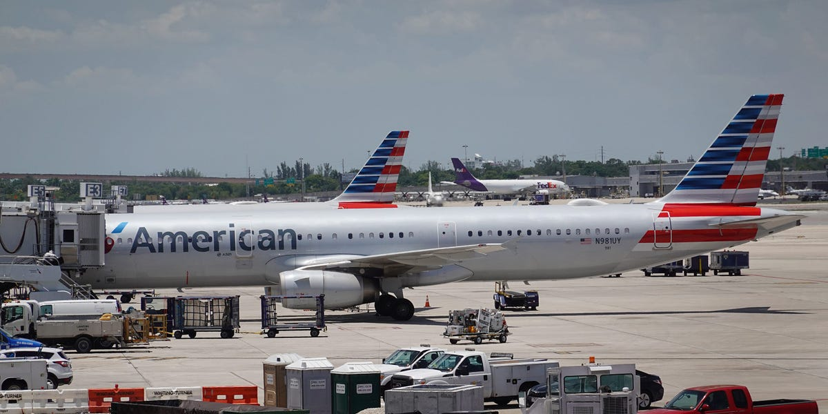 American Airlines releases health passport for COVID testing for arrivals to the United States