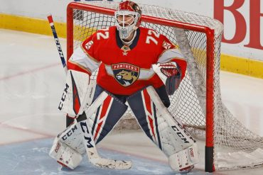 Bobrovsky is uncertain about the Panthers vs Black Hawks in the opening