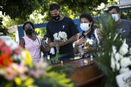 Brazil is enjoying fun in the sun as the death toll from COVID-19 exceeds 200,000