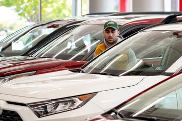 Car sales in 2020 are expected to reach the lowest point in nearly a decade