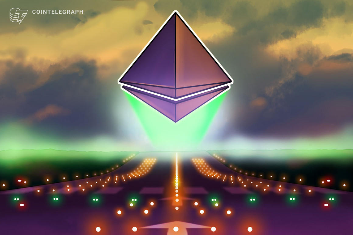Ethereum price is nearing a new all-time high with Bitcoin consolidation