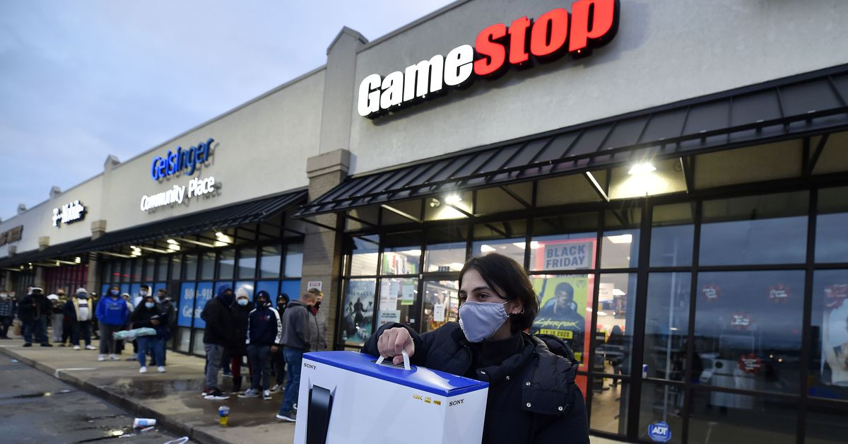 GameStop Stock set a record when short sellers clash with Redditors