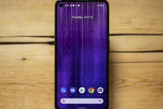 Google Pixel 4A 5G owners are reporting issues with their touchscreens