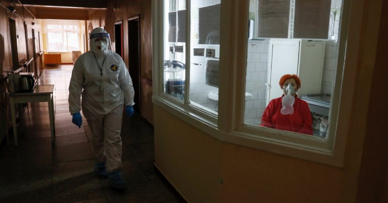 In the geopolitics of vaccines, I played a great game with the health of Ukrainians