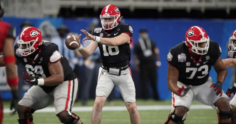 Instant Notes of Georgian Football After Epic Peach Bowl Win Over Cincinnati