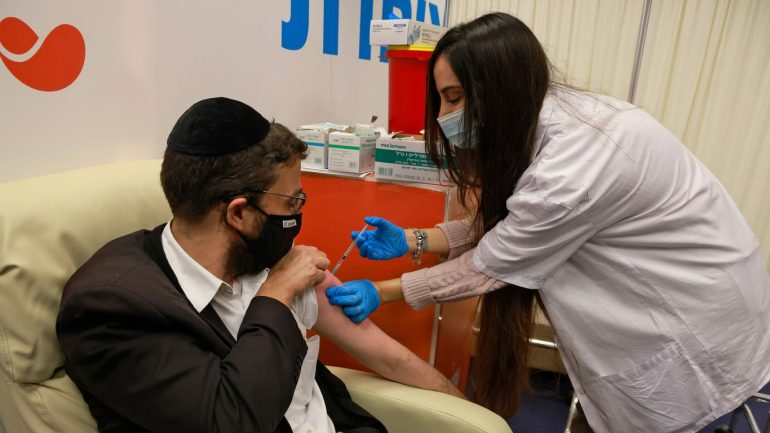 Israel leads the world in COVID-19 vaccines: More than a million people have been immunized