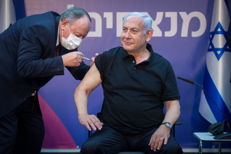 Israel's massive vaccine campaign is not keeping up with new cases - especially among the younger victims