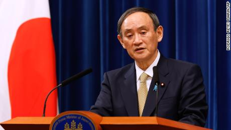 Prime Minister Yoshihide Suga requested public cooperation after the expanded measures were announced on Wednesday.