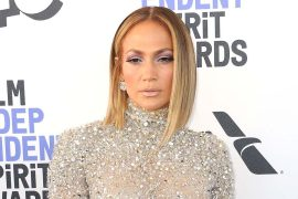 """Jennifer Lopez tore up the """"Let's Get Loud"""" signal during Biden's inauguration"""