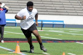 Mass attack Lineman Trevyon Green committed to UNC