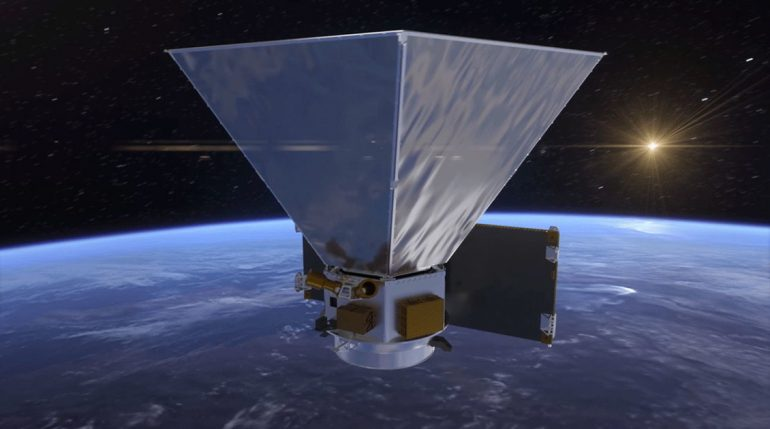 NASA shows how the Spirex Space Telescope will observe the Big Bang