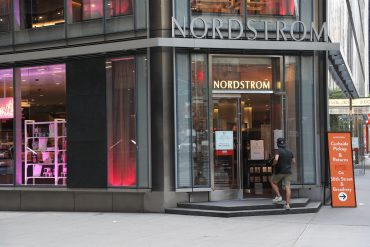Nordstrom (JWN) shares are down as retailer says holiday sales are down 22%