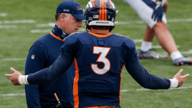 Shurmur reluctantly opens up in the parting message to drag entry into the off-season