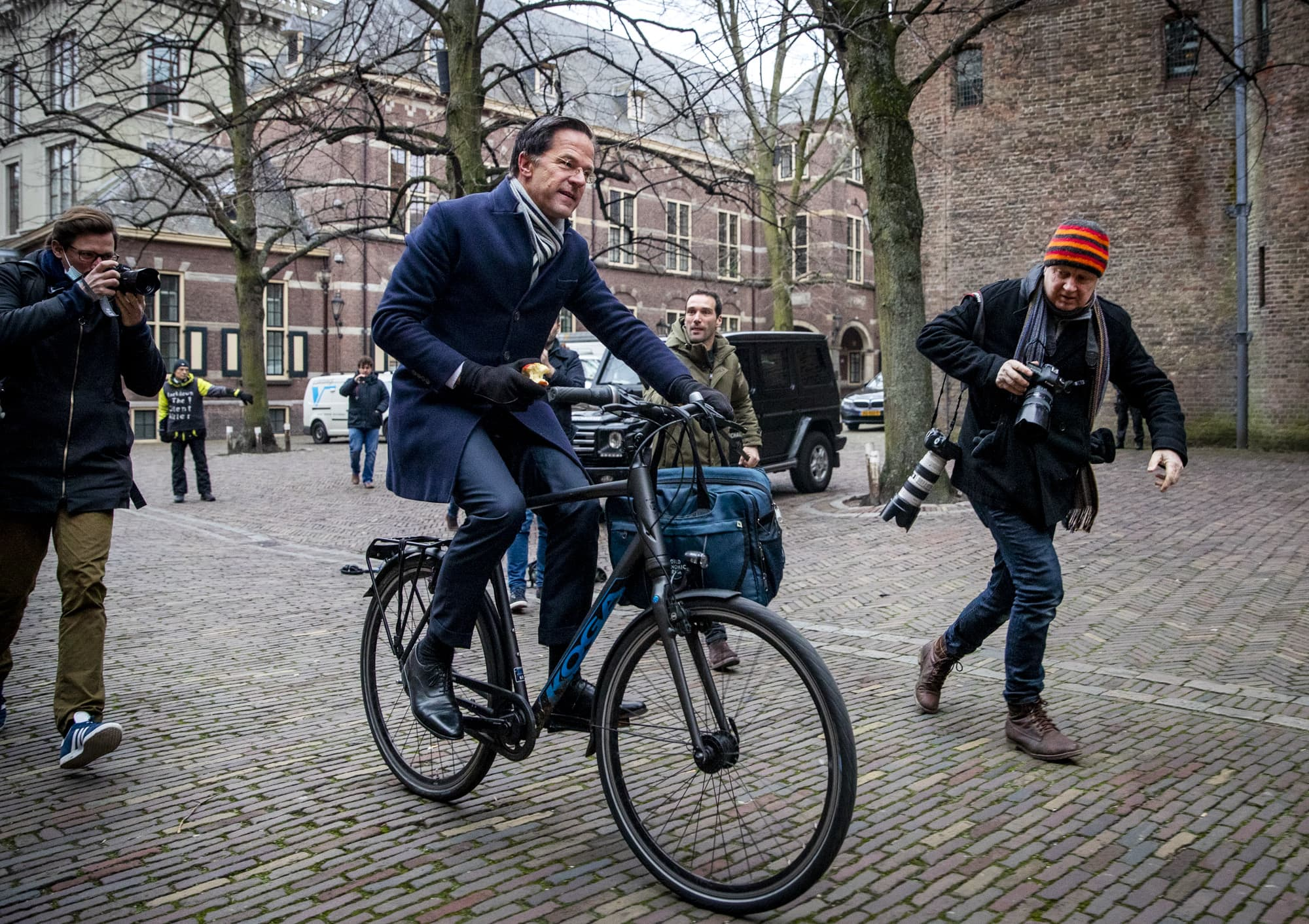The Dutch government resigns after childcare benefits scandal