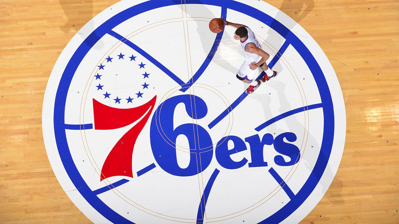 The Philadelphia 76ers are awaiting the NBA referee for Saturday's game against the Denver Nuggets