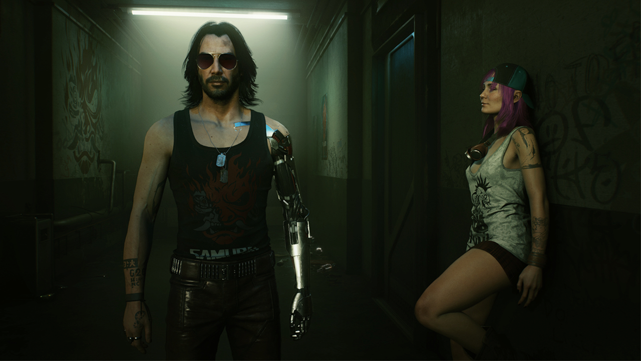 The next generation Cyberpunk 2077 update will be released in the 'second half' of 2021
