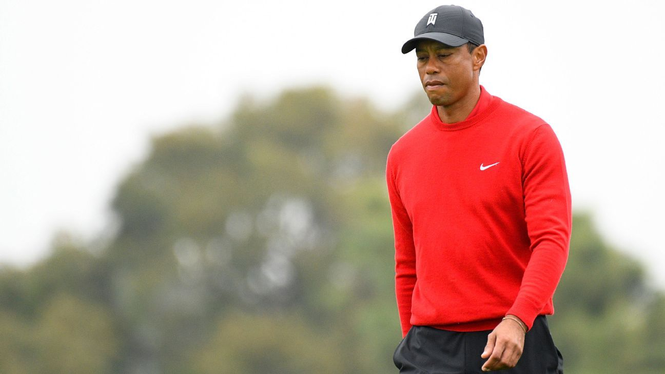 Tiger Woods has a lower back nerve pain relief procedure, to miss two events