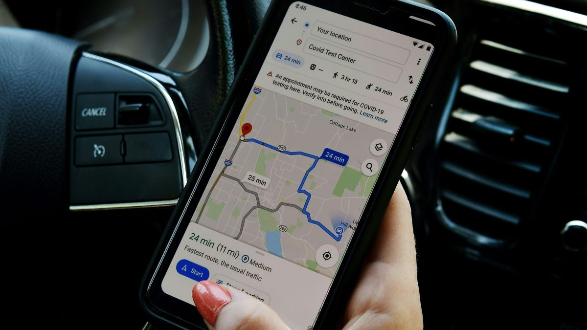 You can hunt yourself with Google Maps Timeline 2020 update